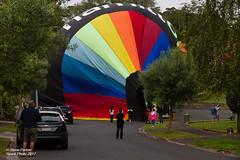 Going Down (Spark-Photo) Tags: balloon hamilton air hot