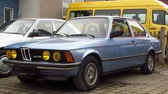 BMW E21 (vwcorrado89) Tags: bmw e21 323i 323 3er 3 series reihe