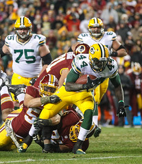 2016 Redskins-Packers (27) (maskirovka77) Tags: 4224 aaronrodgers dc fedexfield greenbay jamesoncrowder kirkcousins packers pierregarcon redskins robertkelley washington