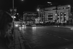 Ottawa by night (nicvince78) Tags: blackandwhite bw sigma35mmart nikond610 2017 ottawa