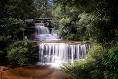 Wentworth Falls (Pat Charles) Tags: bluemountains leura katoomba sydney newsouthwales nsw australia travel tourism waterfalls wentworth cascades longexposure tripod neutraldensity nd filter frame framed framing river 1001nights 1001nightsmagiccity