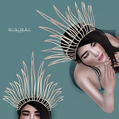 MINIMAL - Queen Crown (MINIMAL Store) Tags: minimal x the season story