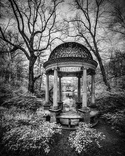 Temple Of Love, Old Westbury Gardens, NY, USA