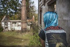 _MG_3340 (LennyW) Tags: urbex france girl blue hair city canon 5d 5 d mark 2 ii mk2 mkii 2880 28 80 f3556 f35 35 f56 56 usm electric model digital eos