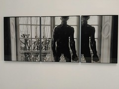 (emptinessisfillingme) Tags: museam photograph black white