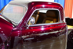 chopped 49 Chevy (bballchico) Tags: 1949 chevrolet 3100 pickuptruck chopped custom scottmuse grandnationalroadstershow gnrs2017 carshow