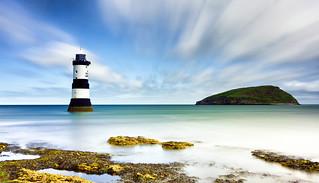 Penmon Lighthouse (aka Trwyn Du)