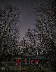 Appalachian Nights... (@explor_it) Tags: quiet tranquil wideangle wood weather weathered explore exploring exposure exploration evening reallyrightstuff texture trees tennessee trails unitedstates universe oldbuildings oldwood outinnature outdoor photography architecture stars deepsouth darksky fun fineart gorgeous hiking kenthomannphotography landscape longexposure lighting lightpainting lights lostintime galaxy canon6d canon1635f28liii view nature nightphotography nightscapes nightsky night naturallight