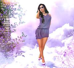 Purple Spring Time (Petals_Jinx) Tags: catwa maitreya midnytecreations wowskins dela monalisa realevilindustries sweetthingsmudhoney lassitudeennui mooh vistaanimations tutysmocapanimations