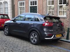 2017 Kia Niro (harry_nl) Tags: netherlands nederland 2017 grave kia niro ns278n sidecode9