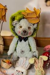 Итоги выставки кукол и мишек Тедди Moscow Fair