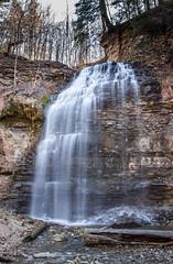 Tiffany Falls - Dundas Valley Conservation Area (Jay:Dee) Tags: tiffany falls dundas valley conservation area hamilton waterfall waterfalls niagara escarpment