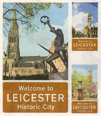 Welcome to Leicester October 2015 History of Leicester (KiranParmar) Tags: history leicester leicestert mercury cuttings news historical welcome october 2015