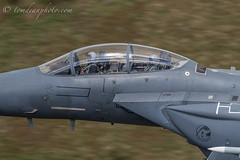 USAF F-15E Strike Eagle 'STRONG' (Tom Dean.) Tags: usaf eagle strike f15e