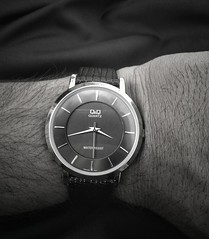 Time (pro_haltaf) Tags: time daytime mobilephotography photography watch captured blackandwhite blacknwhite