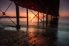 IAT_1552 (Ian Tomlinson, UK) Tags: seafront devon tokina landscape sunrise nd filter