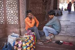 Jama Mashid,Fatehpur Sikri L1009187_1 (marcelollobet) Tags: fatehpur sikri jamamasjid uttarpradesh india travel