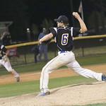 LHS Baseball, Varsity, v Ashley Ridege, Playoffs, Game 2, The 9th inning, 4-27-2017, LRJ