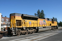 Union Pacific #8674 (EMD SD70ACe) in Colfax, CA (CaliforniaRailfan101 Photography) Tags: up amtrak unionpacific priority ge freight bnsf reefer manifest emd californiazephyr burlingtonnorthernsantafe dash9 dpu es44dc gevo sd70m amtk c449w stacktrain sd70ace es44ac colfaxca c45accte p42dc trackagerights es44c4 tietrain sd59mx unitreefer zdlsk trainsincolfaxca