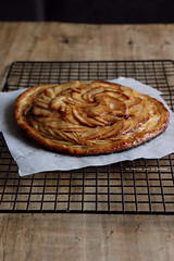 tartefine014 (la cerise sur le gteau) Tags: food cooking apple pie dessert photography baking tasty pommes delicious patisserie pastry tart tarte