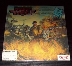 03 Taito - Operation Wolf by Ocean (1988), Disk NTSC Sleeve variant Sealed (Ocean & Imagine Collection) Tags: ntsc 1988 c64 taito commodore64 operationwolf c64disk c64sealed stephenwahid colinporch
