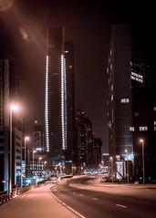 Dubai (jmhuttun) Tags: city night nikon dubai uae unitedarabemirates d800