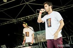 Nosajazz & P-One # photos @ Festival Faune Sonore, Saint Etienne de Chigny | 20 juillet 2013