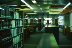 Reference by bior - Dr. Martin Luther King LIbrary, San Jose, California   Velvia 50 in a Canon Elan IIe at 50mm