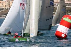 Comienza el Campeonato de España Iberdrola de Vela Adaptada en Sanxenxo