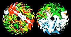 Sep 21 (joybidge) Tags: canada art colourful ornate exciting kaleidoscopic detailed alteredimage fractallike veganartist naturepatternscanada philscomputerart magicalgeometry