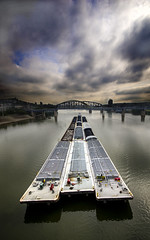 Barge (roaming13) Tags: ohio river boat ship barge ohioriver cincinnat