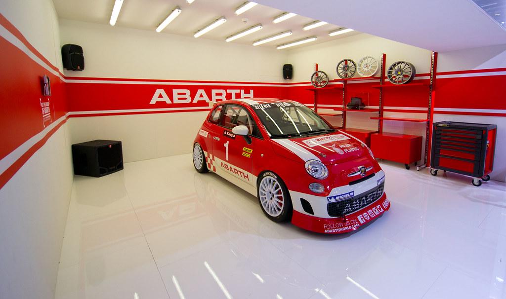 The world 39 s best photos of abarth and sabelt flickr hive for Garage fiat bischheim