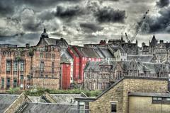 Edinburgh rooftops (elementalPaul) Tags: roof landscape scotland edinburgh rooftops pentax roofs hdr photomatixpro 5xp k10d pentaxk10d