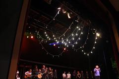 Teatro (OrH1) Tags: shadow en miguel teatro lights luces la shadows cesar vida sing alfredo hay sombras canto amores perez rondon celis