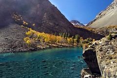 Nalter Lake Nater Valley Gilgit Pakistan (saleem shahid) Tags: