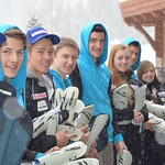 Thanks Slytech! 2013 BC Ski Team in Sun Peaks PHOTO CREDIT: Gordie Bowles