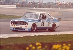 Ford Escort Silverstone 6 hrs 1976