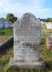 Key West (Florida) Trip, November 2013 7946b 5x7 (edgarandron - Busy!) Tags: cemeteries cemetery grave keys florida graves keywest floridakeys