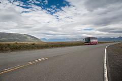 in der Nähe vom Perito Moreno Gletscher