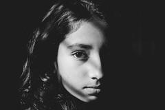 Dear Aunt... (Sheikh Shahriar Ahmed) Tags: portrait bw girl digital kid child dhaka bangladesh childportrait kidportrait dhakadivision sheikhshahriarahmed