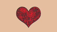 Heart Beat (Shinsuke Matsumoto) Tags: art illustration design screenshot heart vector
