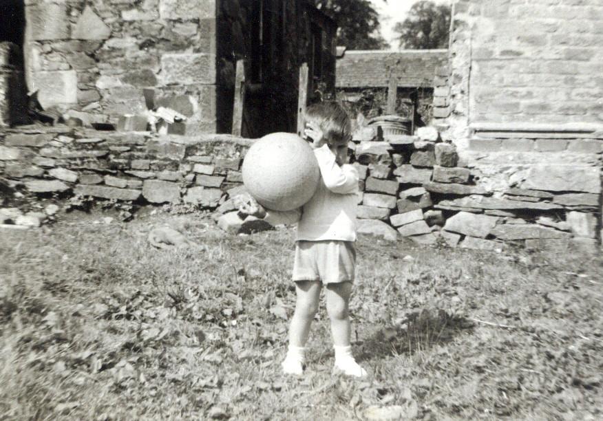 Allan Greenhill Port Bannatyne Bute 1963