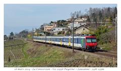Colibri RBDe 562 - La Conversion (CC72080) Tags: train sbb colibri cff npz automotrice régional laconversion rbde562