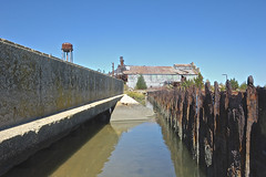Tidal Pool (jgurbisz) Tags: abandoned island newjersey ruins kayak industrial watertower nj rusty fishfactory greatbay vacantnewjerseycom jgurbisz