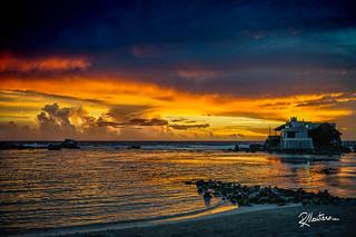 Sunrise on the Seas