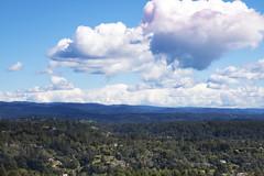 View from UC Santa Cruz (trungtran01) Tags: landscape ucsantacruz cloud photoshop santa cruz mountain
