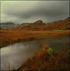 seen any tarns? (steve-jack) Tags: hasselblad 501cm fuji velvia lake district film 120 6x6 medium format epson v500