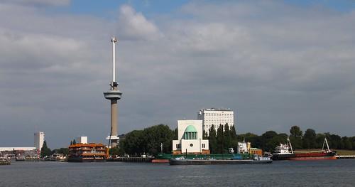 Nederland - Zuid-Holland - Rotterdam - Euromast