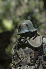 Looking Down On You (wadetaylor) Tags: threea marquis marquisdeplume deplume 3a ashleywood onesixth toy toyphotography