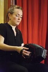 Radie Peat (2017) 04 (KM's Live Music shots) Tags: folkmusic ireland irishfolk radiepeat lachenalconcertina baritoneconcertina angloconcertina concertina cellarupstairs calthorpearms